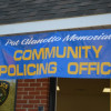 Hamilton Street Community Policing Office Opened With Ice Cream, Pizza Party