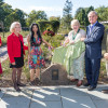 Park Commission Accepts International 'Garden of Excellence' Award