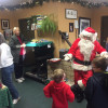 Mr. And Mrs. Claus Visit Township Animal Shelter During Open House