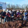 Work Officially Begins On Claremont Road Elementary School After Groundbreaking