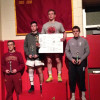 Two FHS Wrestlers Bring Home Hardware From Somerset County Tournament