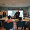 Freeholder Levine Resumes Tournament Against Library Youth Chess Club