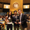 FHS Model UN Team Scores Big In NYC Conference