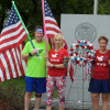 'Team Red, White And Blue' Honors Military Fallen By Helping Veterans