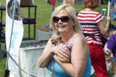 Second Chance For Animals Holds 10th Annual 'Paws For A Cause""
