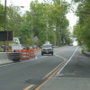Carter's Brook Bridge Project Necessitates Traffic Shifts