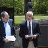 Interfaith Council Commemorates National Day Of Prayer With Readings At Veterans Memorial