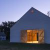 Rockingham Barn Reconstruction Wins State Preservation Award