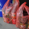 Food Collection Bags Being Distributed For 'Curbing Hunger Month'