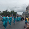 FHS Warrior Marching Band Celebrates Season at Disney