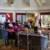 Spring Hills Somerset Residents Celebrate National Pink Day With Games, Food