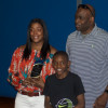 Diamond Miller Named Lady Warriors Basketball Team's MVP For 2016-17 Season
