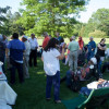 NJ Interfaith Coalition Holds Potluck Picnic In Colonial Park
