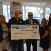Elizabeth Avenue School PTO Receives $600 Donation From Flemington Car & Truck Country