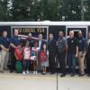 Danielsen, PBA Donate Backpacks To Hillcrest School 3rd Graders