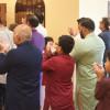 Faithful Gather At Masjid-e-Ali For Religious Festival
