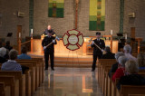 First Responder 9-11 Victims Remembered At St. Matthias Mass