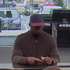 Police Seek Public's Help In Locating Bank Robbery Suspect