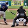 Blue Crabs Sweep Doubleheader Over Patriots