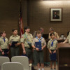 Boy Scouts, Religious Observances Acknowledged By Township Council