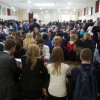 Franklin High School Hosts Record-Breaking Model UN Conference
