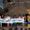 MacAfee Road School Students Go On 'Kids Walk To Cure Diabetes'