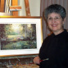 Township Artist To Display Work In Library