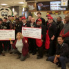 Live Video Story: WaWa Grand Opening Party Benefits Township Food Bank