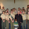 Boy Scout Troop 113 Gives Back To Sponsor, Somerset Presbyterian Church