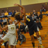 Lady Warriors Roll Past Piscataway, 74-31, To Advance In TOC
