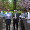FR&A Live Stream: Interfaith Coalition Members Observe National Day Of Prayer