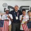 CJCP Robotics Team Back Home with a Gold Medal!