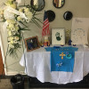 Mourners Gather For Final Goodbye To Dyllan Burrell
