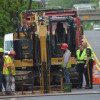 Elizabeth Avenue Gas Line Leak Repairs Expected To Take Weeks More To Finish