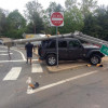 Woman Injured In Two-Car Collision at JFK And Hamilton