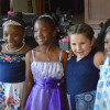 Hundreds Attend First 'Ties And Tiaras' Dance At Franklin Park School