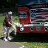 Griggstown Volunteer Fire Company Dedicates New Pumper Truck
