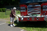 Griggstown Volunteer Fire Company Dedicates New Pumper Truck