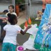 MacAfee Road School Principal Gets 'Pied' By Super Readers