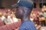 Junior Police Academy Cadets Cap Week With Graduation Ceremony