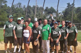 'A Team' Wins First Over-50 Softball League Championship
