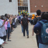 First Day Of School: FHS Students Greeted With 'Clap-In'