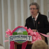 'Shades Of Pink' Breast Cancer Awareness Event Held At Community Center