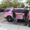 Township Police Join 'Pink Patch Project' To Raise Awareness Of Breast Cancer