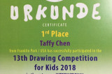 Paint Fun Studio Students Win National, International Awards