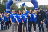 Somerset Family Physical Therapy Supports Patient In 5K Walk