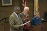 Environmental Commission Presents Annual Stewardship Awards At Council Meeting