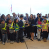 Ribbon-Cutting Ceremony Held For Claremont Elementary School