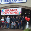 Fitness Factory Celebrates Grand Opening