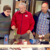 Temple Beth El Commemorates Hanukkah With Menorah Lighting Ceremony, Concert